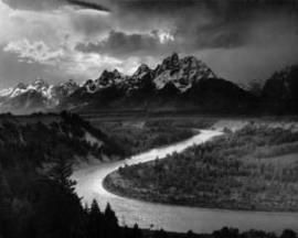 Tetons ans Snake River