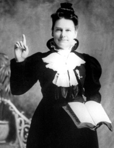 Early Healing Revivalist Maria Woodworth-Etter